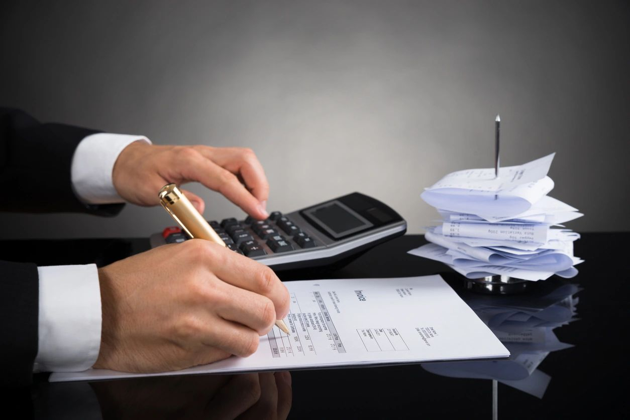 bookkeeping data entry